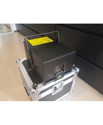 4 watt RGB laser projector